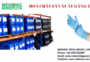 Nguyên liệu sản xuất găng tay nitrile NBR latex