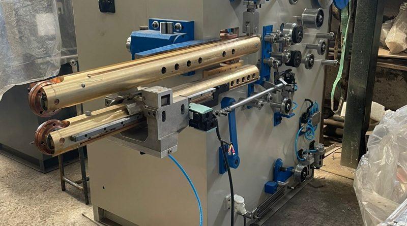 Máy sản xuất thùng thiếc hạt điều